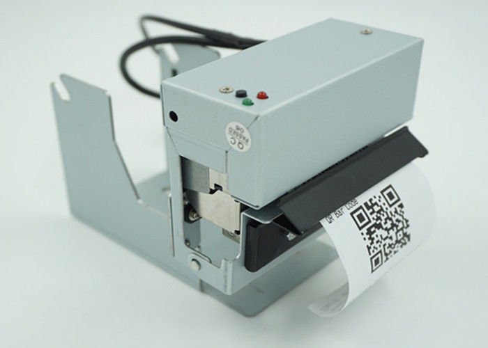 OEM Multi - Language barcode Bank 2 Inch Kiosk Ticket Printers auto cutter