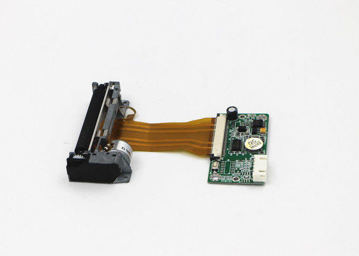 Mini Thermal Printer Mechanism 2 Inch Kiosk Printer Head 90 Mm / S