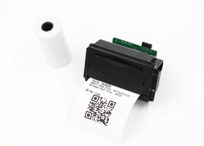 2 Inch Thermal Ticket Printer Small Printing Machine For Medical Facility