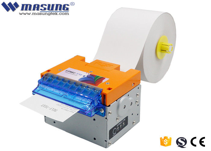 USB Thermal Transfer Printer Fastest Multiple Sensors For Gaming Machine