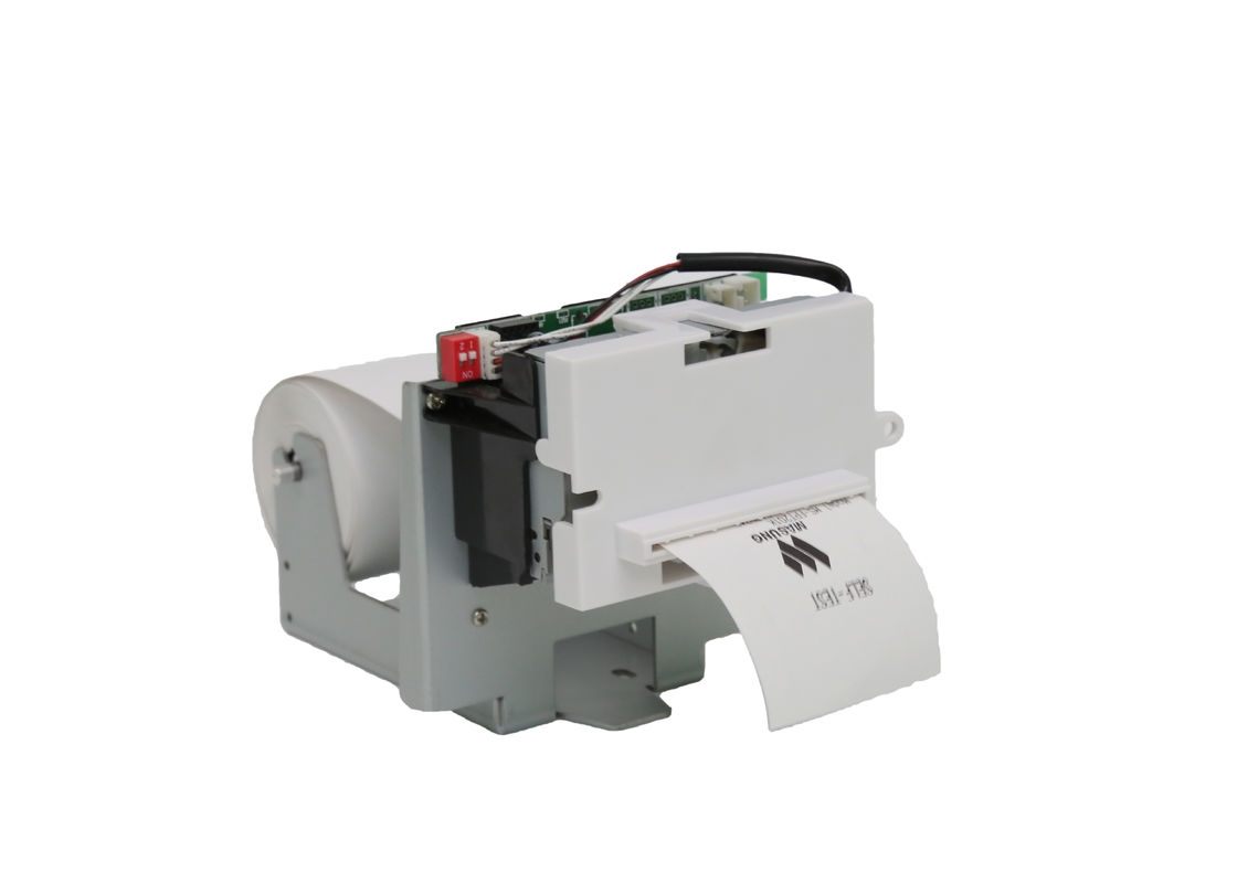 2 Inch Ticket Printer Mechanism All In One Structure Dot Pitch 0.125mm