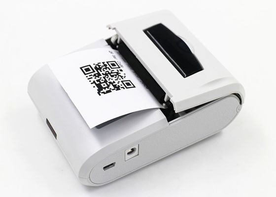 ประเทศจีน 58mm Bluetooth Thermal Printer Smart Mobile System Bank Terminal โรงงาน