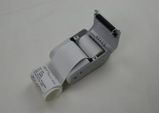ประเทศจีน Small Taxi Meter Portable Thermal Printer USB Mobile Bluetooth Printer โรงงาน