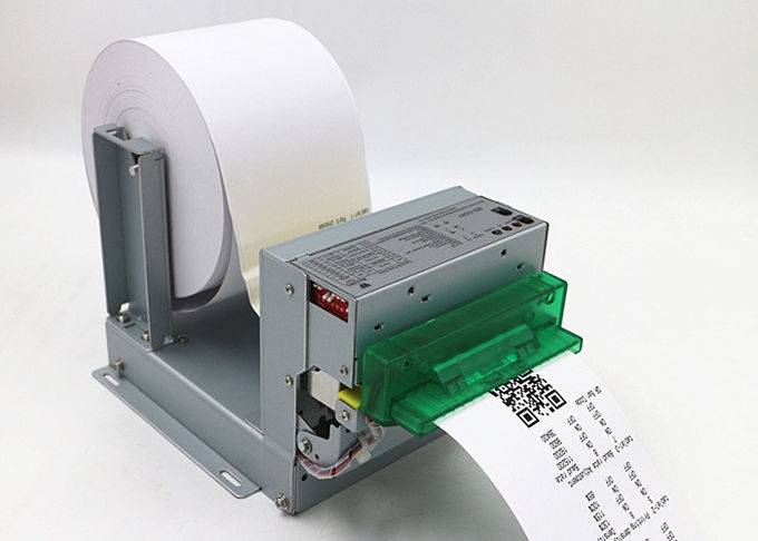 Custom Fast Speed Kiosk Receipt Printer , Direct Thermal Printer 80 Mm Paper Width